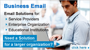 Business and Hosted Email